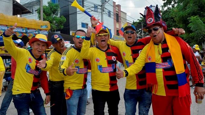 Seleccion Colombia hinchas 31