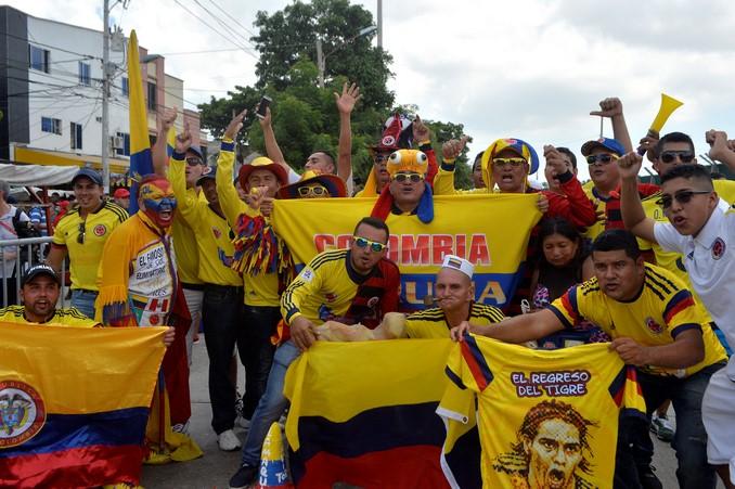 Seleccion Colombia hinchas 5