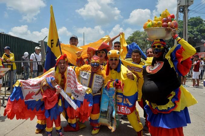 Seleccion Colombia hinchas 6