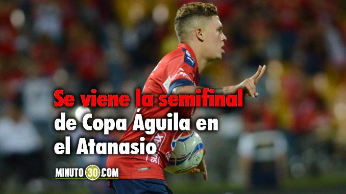 Semifinal Copa Aguila Quintero