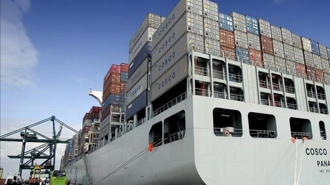 Exportaciones subieron 19,5% en periodo enero - agosto: DANE
