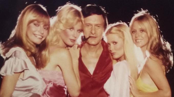 GALERÍA: Las chicas desnudas preferidas de Hugh Hefner