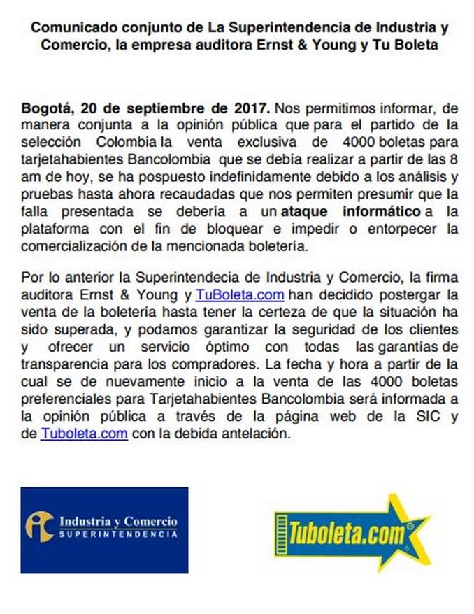 venta boleteria tuboleta Colombia Copiar