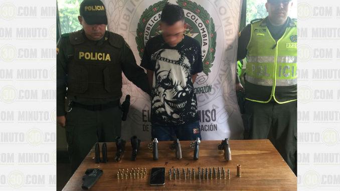 Capturado_armas_Porte_ilegal