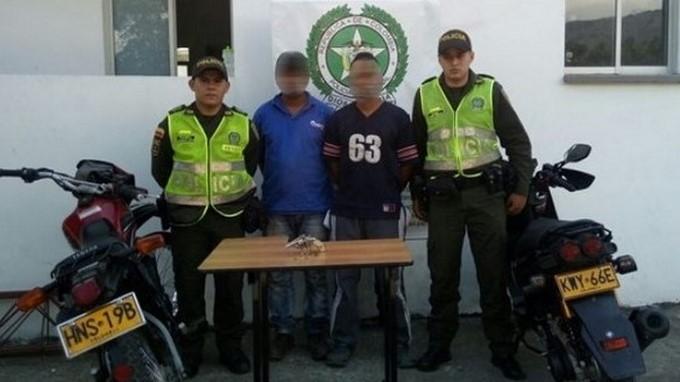 Capturados Girardota