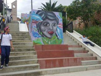 Espacios publicos Robledo y San Javier 2