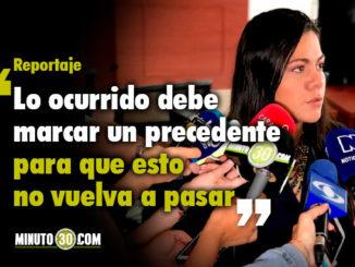 Angela Cantor Hermana - Juan Esteban Cantor. Foto/Minuto30