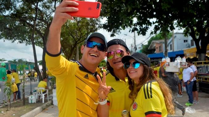 HInchas Seleccion Colombia