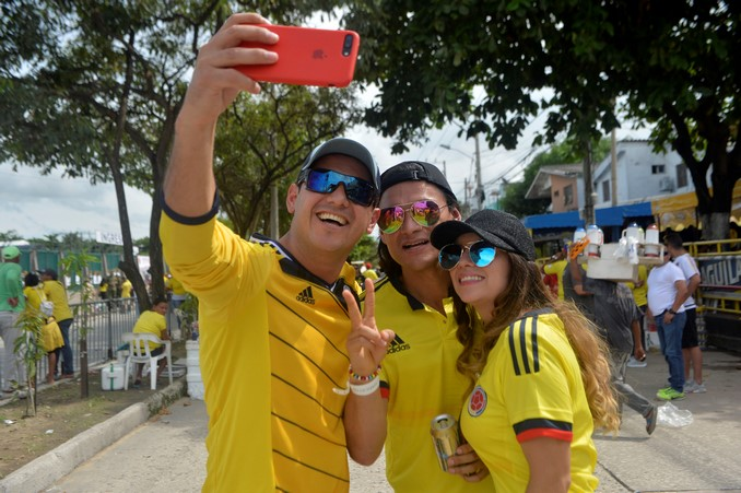 HInchas Seleccion Colombia Cortesia 2
