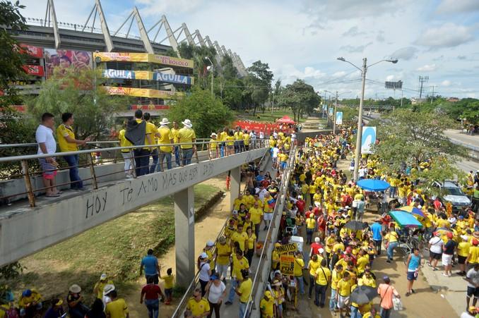 HInchas Seleccion Colombia Cortesia 6