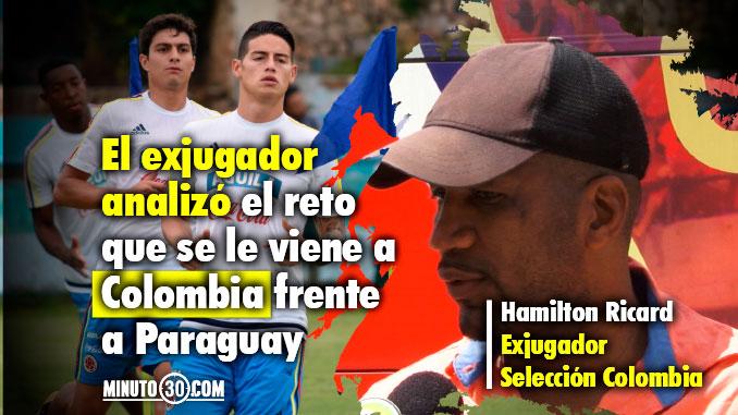 Hamilton Ricard recordo anecdotas de su paso por la Seleccion y el futbol internacional