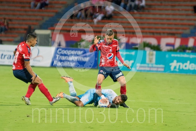 Independiente Medell%C3%ADn Jaguares 5
