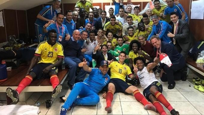 Jugadores-de-la-Selección Colombia