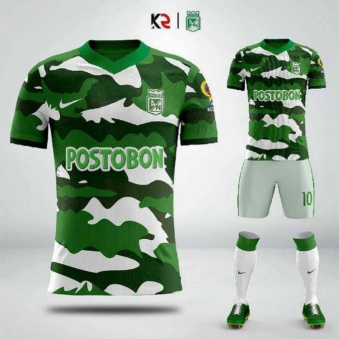 Posible uniforme Nacional