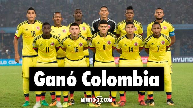 Seleccion Colombia Sub17 2