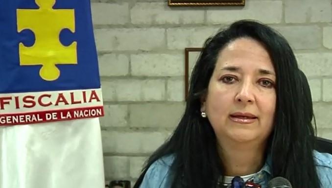 Adriana Villegas, asesora de la Dirección de Fiscalías Medellín