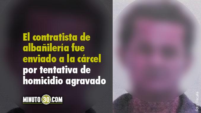 Atentó contra su empleado porque le cobró $10.000 pesos que le debía de su sueldo
