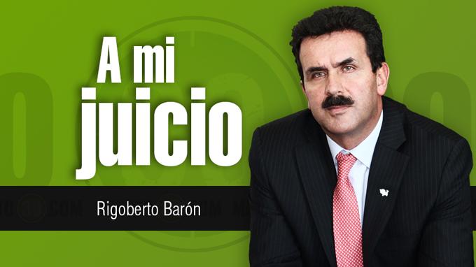 rigoberto baron