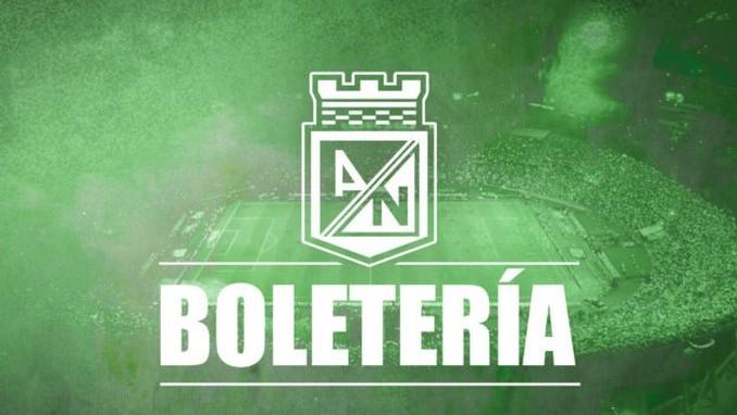 Boleteria paratido Nacional