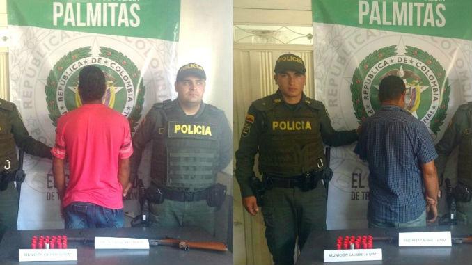 Capturados_Escopetas