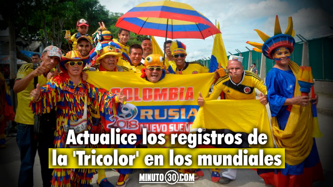 Curiosos datos de la Seleccion Colombia previo al sorteo del Mundial
