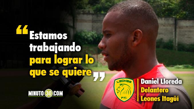 Daniel Lloreda esta convencido que Leones tiene las condiciones para ascender1