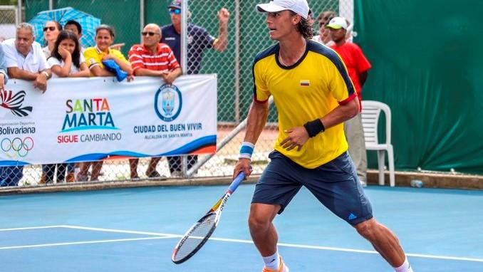 Felipe Mantilla Tenis de campo