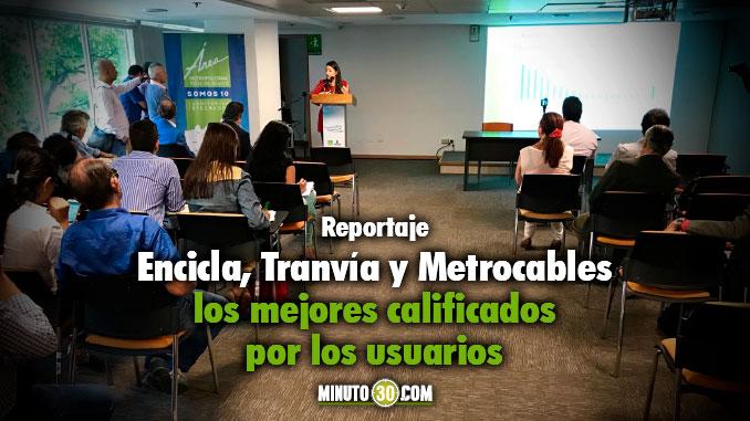 Presentación resultados en el Área Metropolitana. Foto/Miunto30