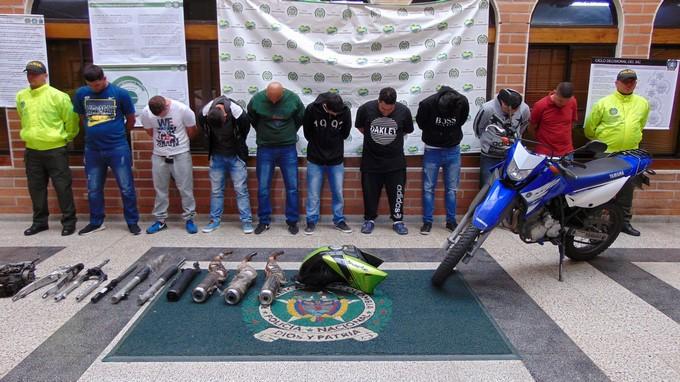 Grupo delincuencial La Paz 1