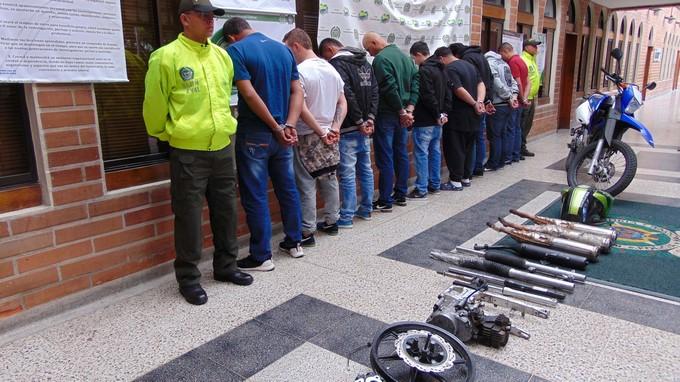 Grupo delincuencial La Paz 2