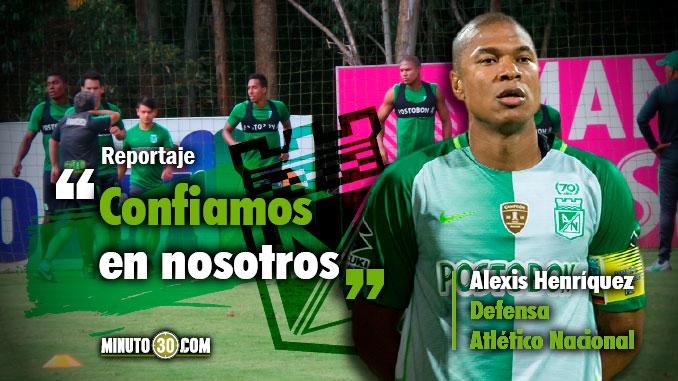 Henriquez cree que Nacional ha merecido mejor suerte y va por el paso a la semifinal