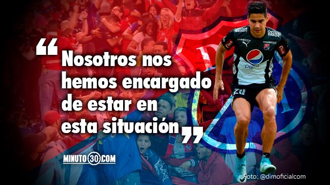 Mauricio Molina asume responsabilidad de los jugadores1