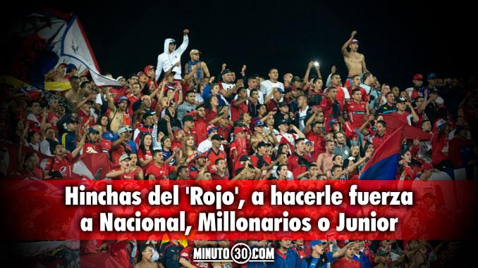 Medellin aun podria ganar cupo a la Copa Libertadores de 2018