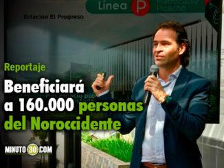 Federico Gutiérrez - Alcalde de Medellín. Foto/Miunto30