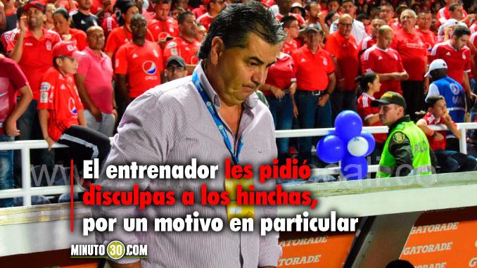 Reacciones de Polilla da Silva tras el empate de Am%C3%A9rica y Junior