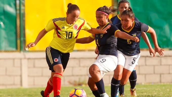 Selecci%C3%B3n Colombia Femenina 1