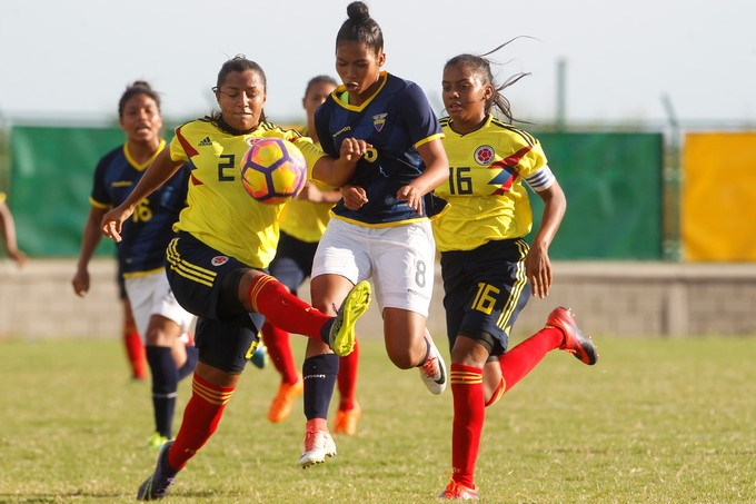 Selecci%C3%B3n Colombia Femenina 2
