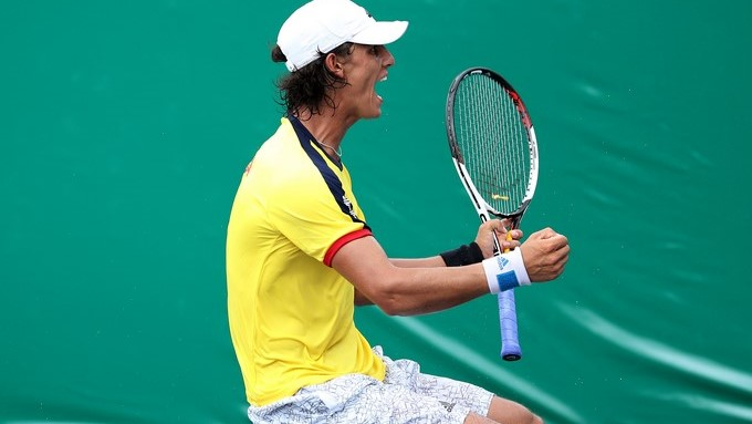 William Mantilla Tenis 1