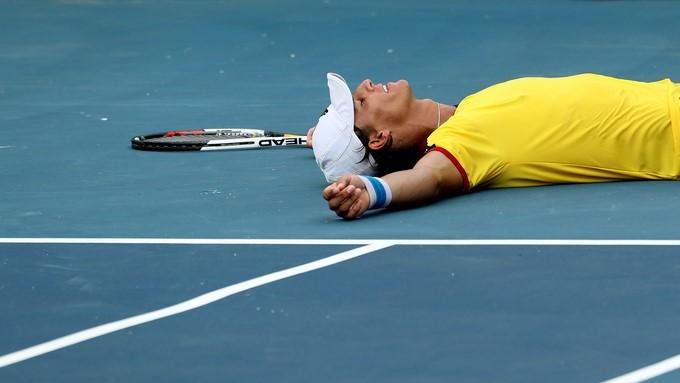 William Mantilla Tenis 2