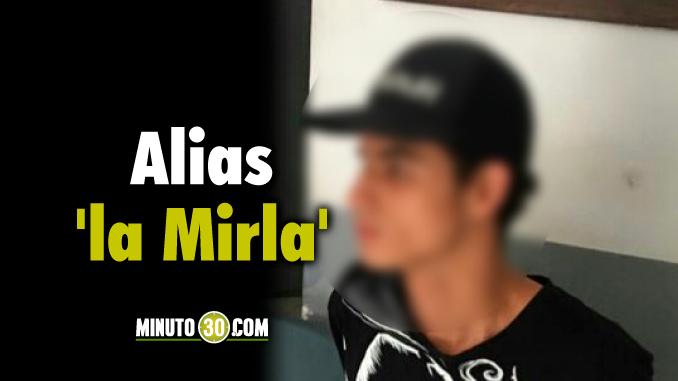 Alias 'la Mirla'