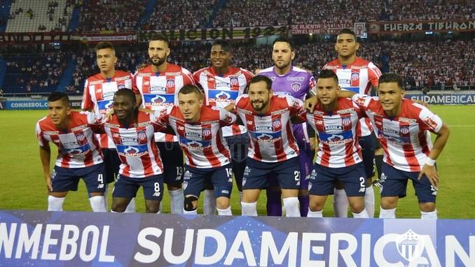 copa sudamericana junior