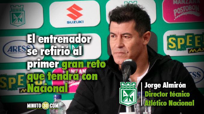 678 Jorge Almiron habla sobre el futbol colombiano