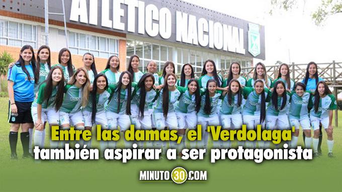 680 AtlEtico Nacional listo para el debut en la Liga Femenina