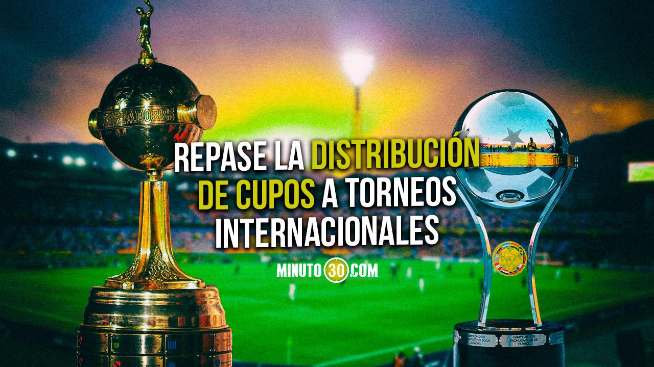 680 Equipos tradicionales representaran a Colombia en Libertadores y Sudamericana