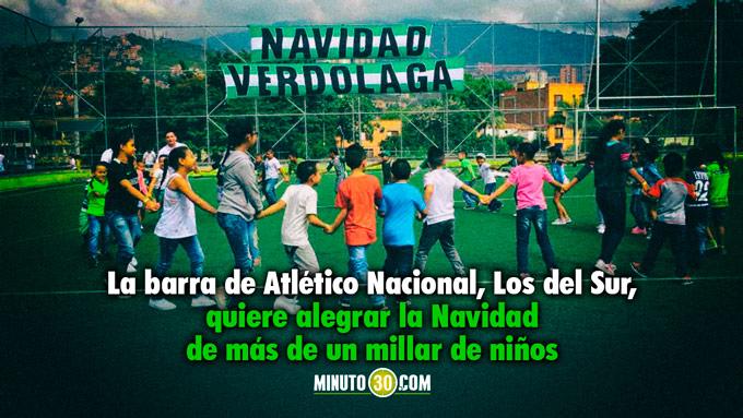 680 Navidad Verdolaga este domingo en la comuna 8 de Medellin