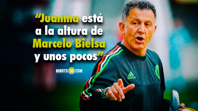 680 Osorio hablo sobre la salida de Lillo de Atletico Nacional