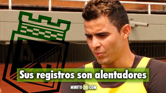 Giovanni Moreno lleg%C3%B3 a Nacional a aportar talento y goles