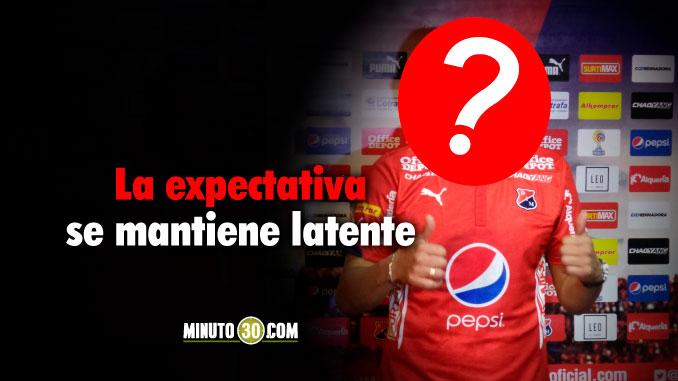 Independiente Medellin anunciaria entre tres y cuatro jugadores mas