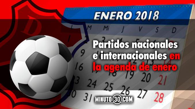 Independiente Medellin definio el calendario de la pretemporada