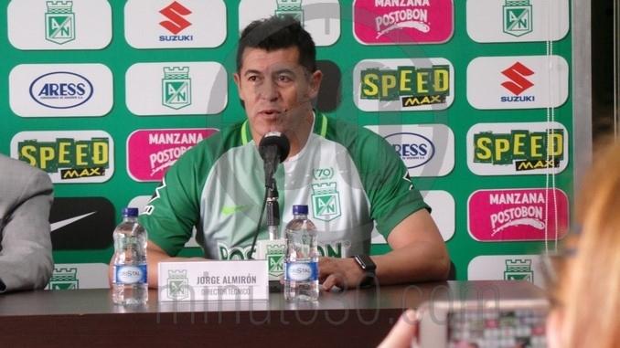 Jorge Almiron 21